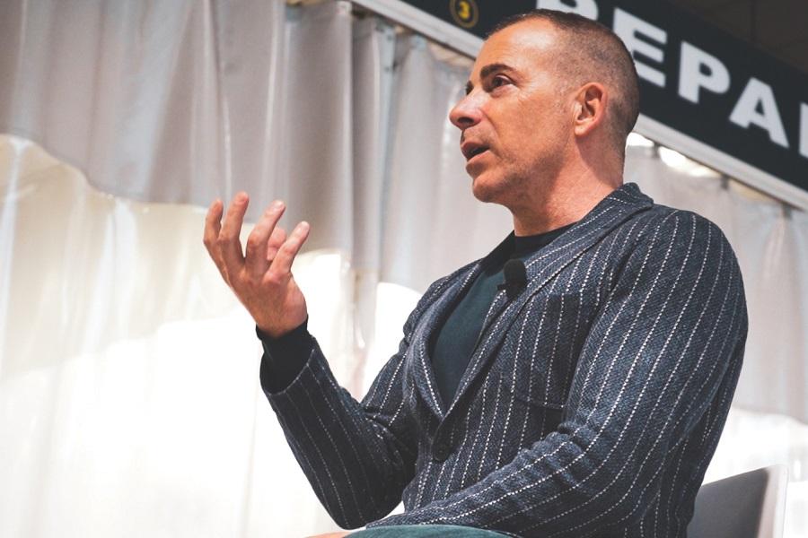 Alberto Lozza, titolare della LOZZA SpA